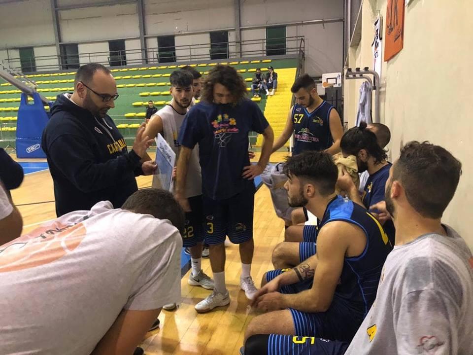 Read more about the article Serie C Gold – La Fontanavecchia Casapulla affonda a Cercola. Infortuni fortemente limitanti per i gialloblu
