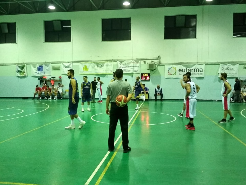 You are currently viewing Serie D – Il Basket Casapulla cade a Casal di Principe: addio Coppa!