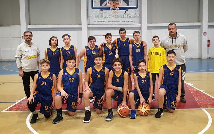 Read more about the article GIOVANILI – U14 inarrestabile, sconfitte per U18 e U13L