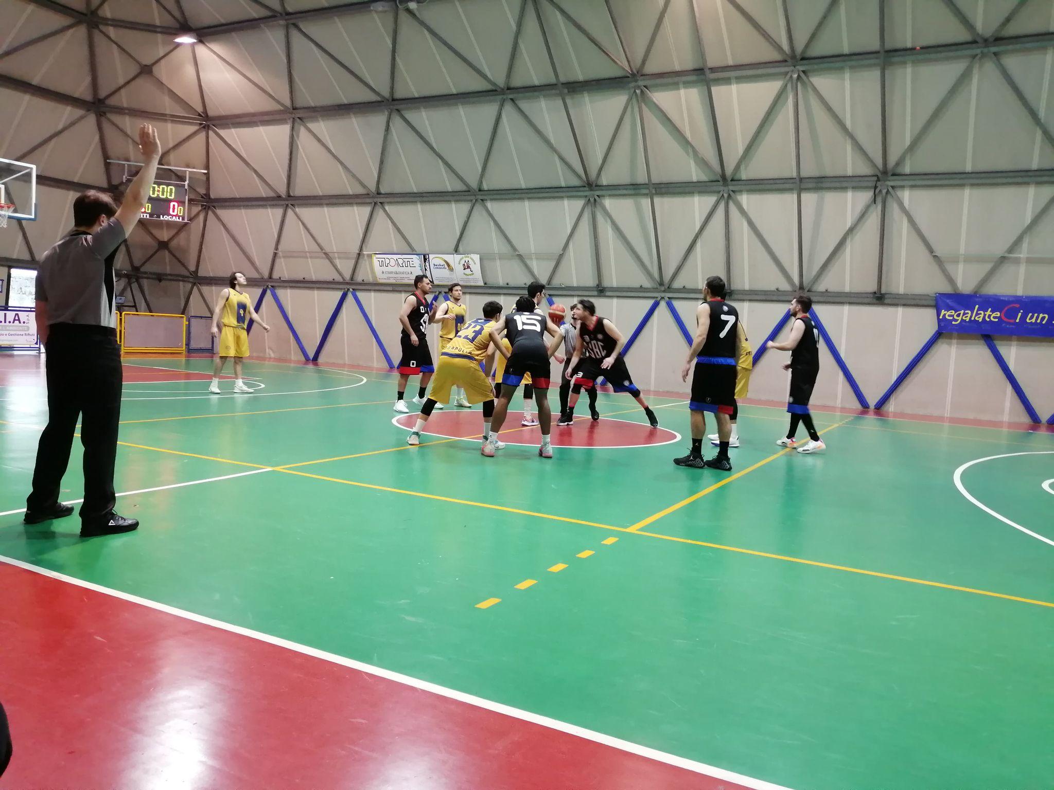 You are currently viewing Serie D – Basket Casapulla, che cuore: piegata la corazzata Caiazzo