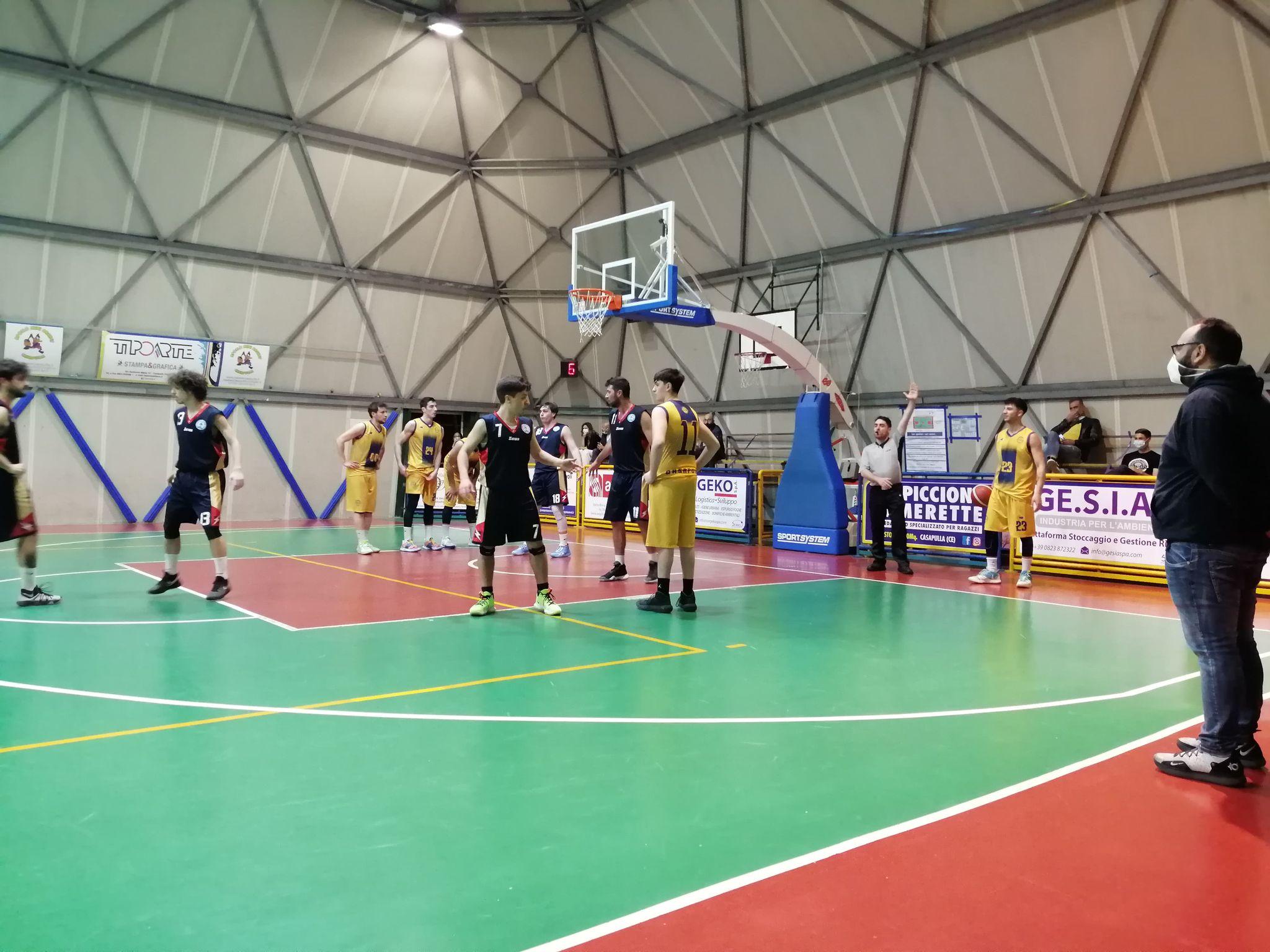 You are currently viewing Serie D – Basket Casapulla tutto cuore: con l'ENSI una vittoria che vale oro!