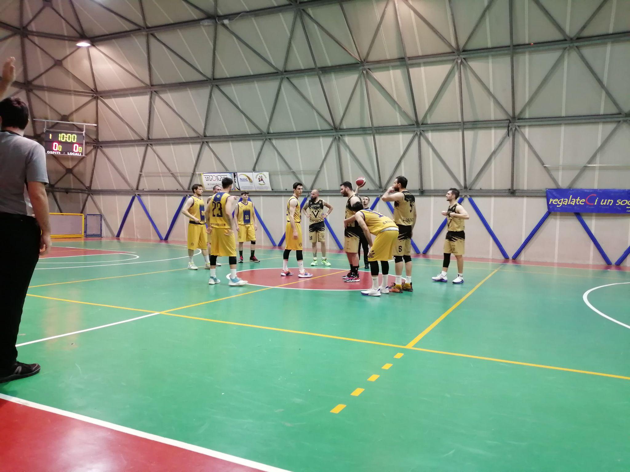 You are currently viewing Serie D – Sconfitta più che onorevole per il Basket Casapulla contro la Virtus Piscinola
