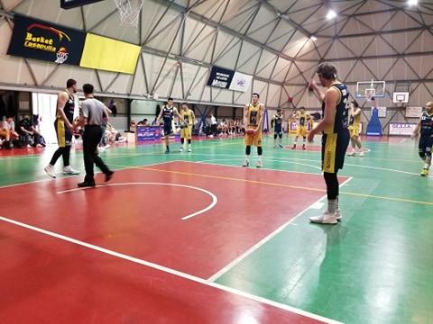 You are currently viewing Serie D – Il Basket Casapulla nulla può contro lo strapotere di Potenza