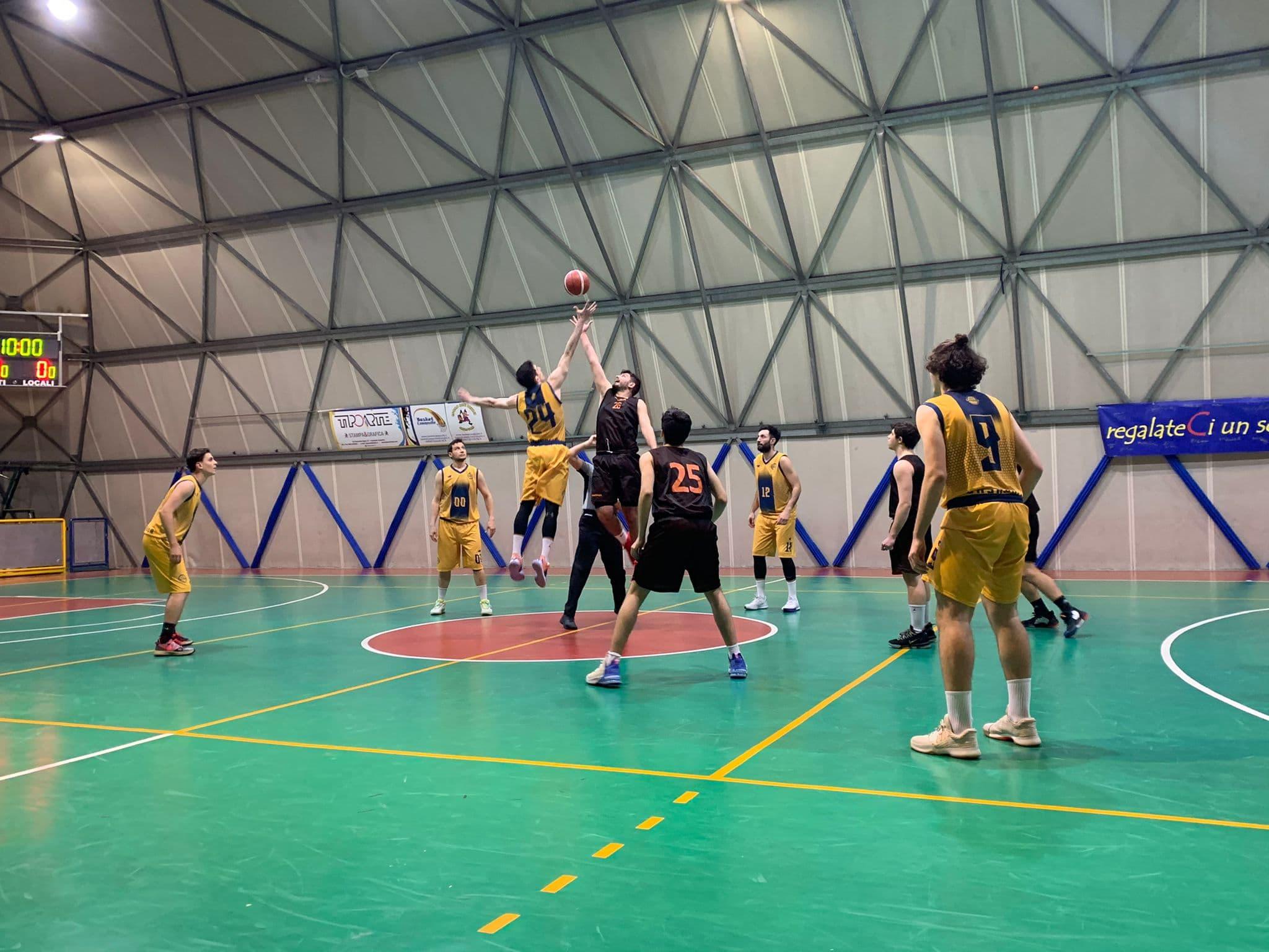 You are currently viewing Serie D – Il Basket Casapulla torna alla vittoria: battuto l'ACSI al 'PalaNatale'