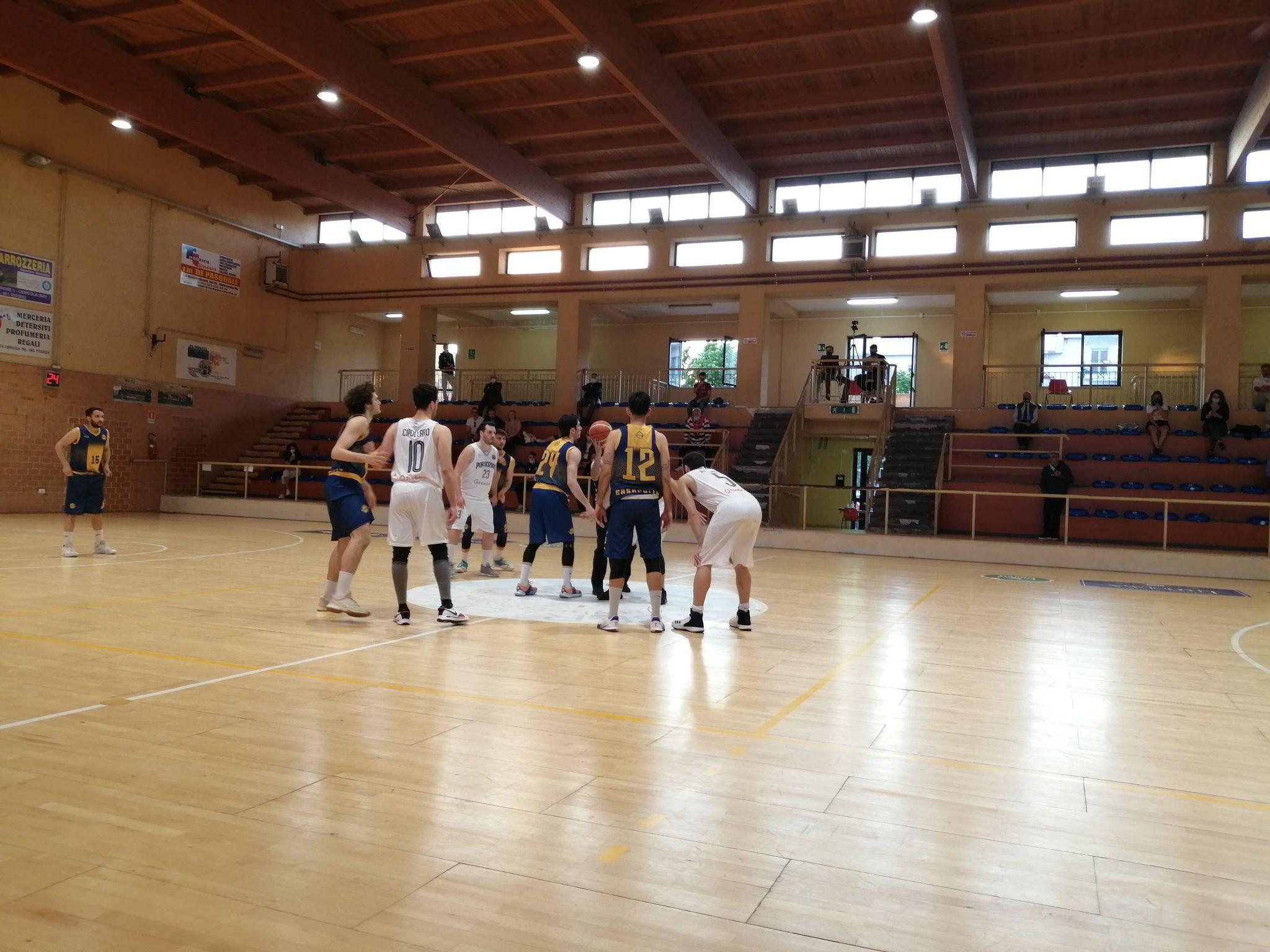 Read more about the article Serie D – Basket Casapulla, che sfortuna: Portici 2000 la spunta al fotofinish!